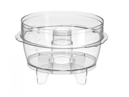 Food processor Artisan červená metalíza