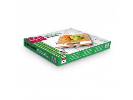 Kuchyňská váha LT7024 BAMBOO Lamart do 5 kg