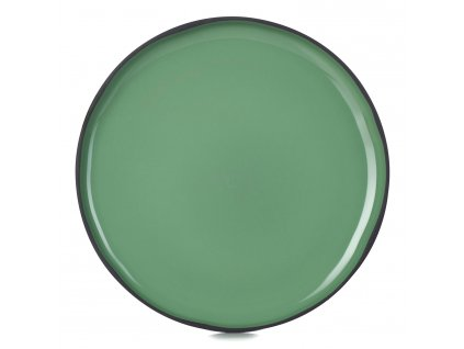 Dezertní talíř mátový Mint CARACTERE REVOL