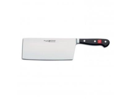 Čínský kuchařský nůž 18 cm Classic WÜSTHOF