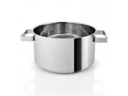 Hrnec s poklicí Nordic kitchen nerez O 24 cm Eva Solo