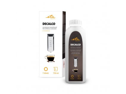 Odvápňovací koncentrát pro kávovary ETA Decalco 750 ml