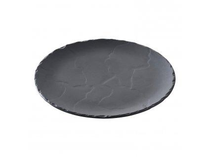 Talíř kulatý Basalt Ø 20 cm