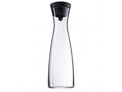 Karafa na vodu černá Basic 1,5 l