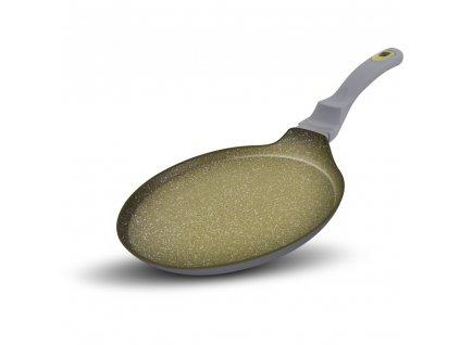 Pánev na palačinky LT1198 Olive Lamart 28 cm