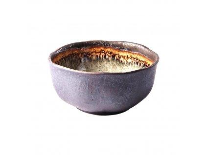 Nepravidelná miska Akane Grey 15 cm