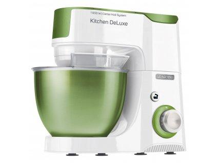Kuchyňský robot SENCOR STM 4460GG zeleno-bílá