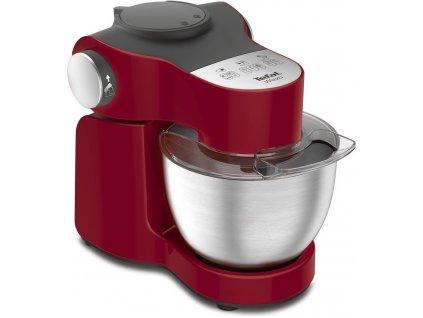 Kuchyňský robot Wizzo Tefal červená