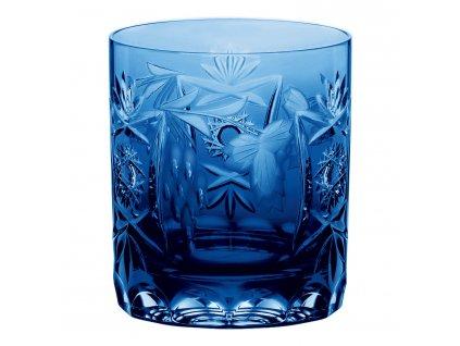 Sklenice na whisky Cobalt Blue Traube Nachtmann