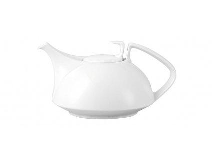 Konvice na čaj s pokličkou Tac bílá V 0,60 l Rosenthal