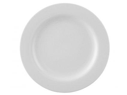 Talíř jídelní Moon bílý O 28 cm Rosenthal
