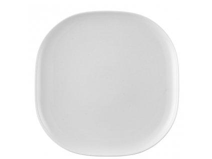 Talíř čtverhranný Moon bílý 31 x 31 cm Rosenthal