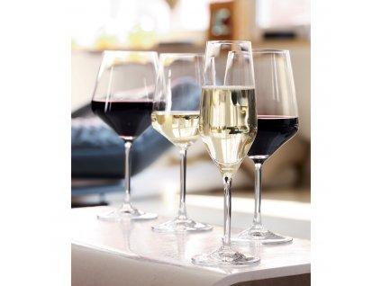 Set 4 sklenic na bílé víno Style Spiegelau