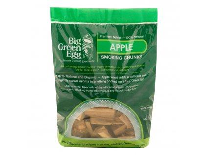 Dřevěné špalíky na uzení jablko 9 l