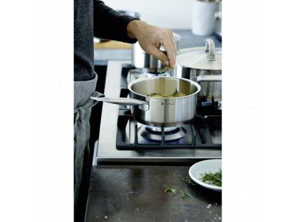 Nerezový rendlík Gourmet Plus WMF 16 cm 1,4 l