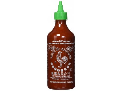 Chilli omáčka Sriracha hot 435 ml