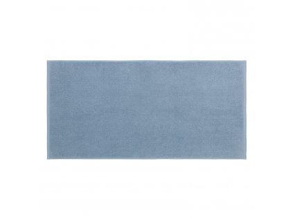 Koupelnová předložka PIANA 50 x 100 cm kouřově modrá