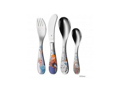 Dětský jídelní set Ledové království WMF 6 ks
