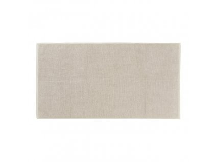 Koupelnová předložka PIANA 50 x 100 cm krémová Blomus