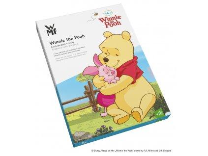 Dětský příbor Medvídek Pú WMF 4 ks