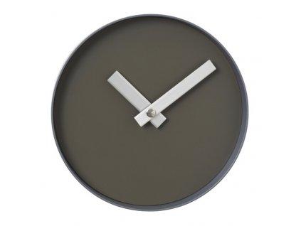 Nástěnné hodiny RIM malé khaki Blomus