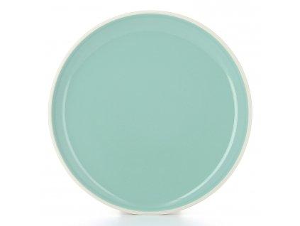 Talíř na hlavní chod Ø 25 cm zelená Celadone Color Lab