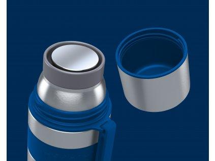 Vakuová termolahev Heet Boddels noční modrá 500 ml