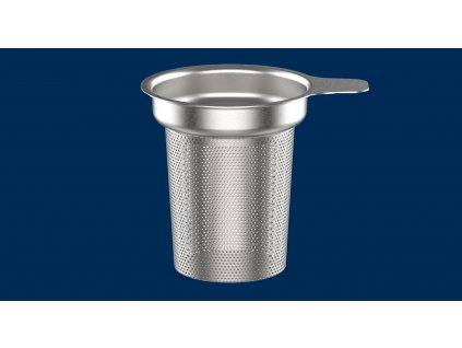 Sklenice na čaj Seev Boddels tmavomodrý 380 ml