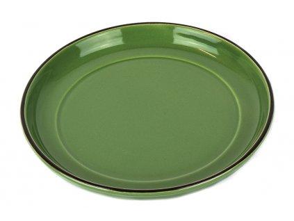Podšálek COLOURBLOCK - zelený