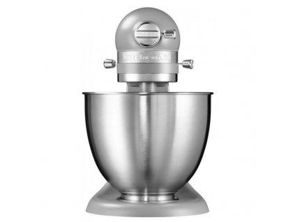 Kuchyňský robot KitchenAid Artisan MINI 5KSM3311 matná šedá c