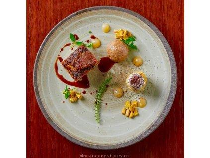 Mělký talíř Nin-Rin 29 cm MIJ