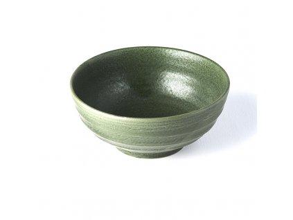 Mísa Earthy Green 19 cm 1,3 l