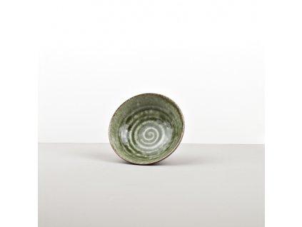 Miska Earthy Green 14 cm 300 ml