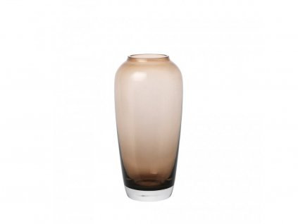 Váza Leta Blomus kávová 17 cm