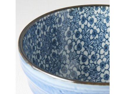 Malá miska DK Blue Flower 14 cm 500 ml