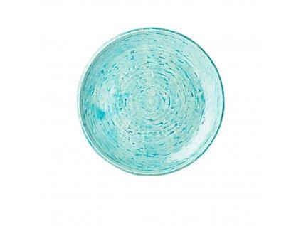 Mělký talíř Turquoise 28 cm