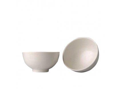 Miska na rýži 11 x 6 cm bílá