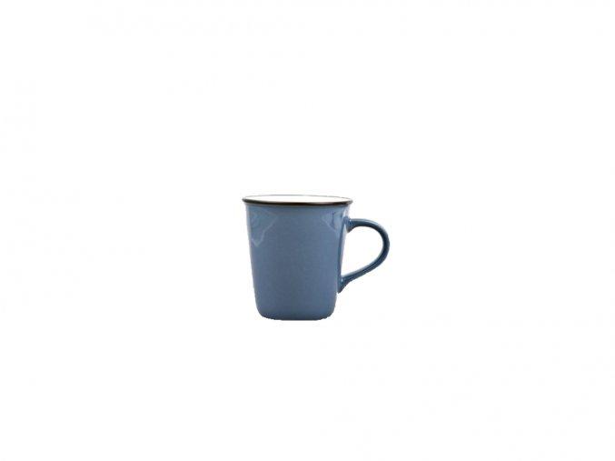 Vysoký hrnek COLOURBLOCK 200 ml modrý