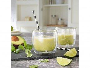 Set skleněných šálků na čaj Sorrento Zwilling 240 ml 2 ks