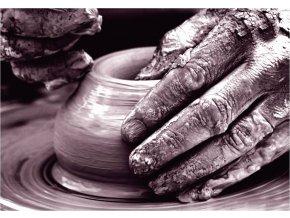 Dóza na sůl Emile Henry slonová kost 350 ml