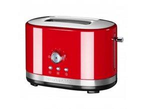 Topinkovač s manuálním ovládáním KitchenAid 5KMT2116 královská červená