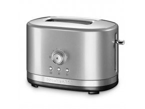 Topinkovač s manuálním ovládáním KitchenAid 5KMT2116 stříbrná