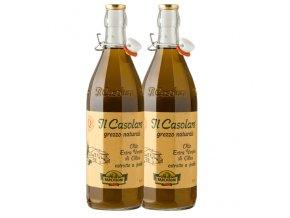 Olivový olej extra panenský IL Casolare 2x1 l