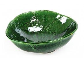Velká miska s nepravidelným okrajem Oribe 24 cm