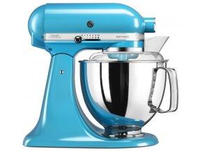 Kuchyňský robot KitchenAid Artisan 5KSM175 křišťálově modrá b