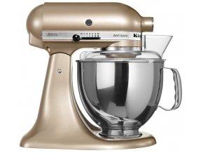 Kuchyňský robot KitchenAid Artisan 5KSM175 medově zlatá
