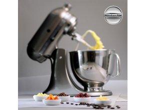 Kuchynsky robot KitchenAid Artisan 5KSM175 broušený nikl b