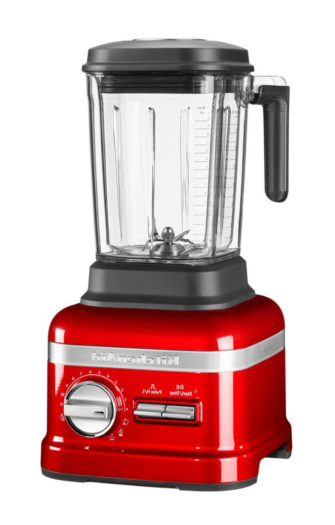 KitchenAid Artisan Power Plus stolní mixér 5KSB8270ECA červená metalíza