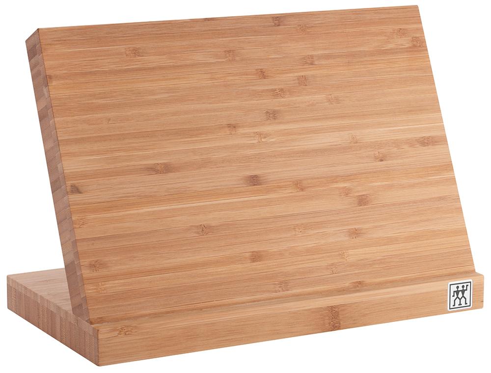 Zwilling Magnetický blok na nože - na 5 ks, bambus