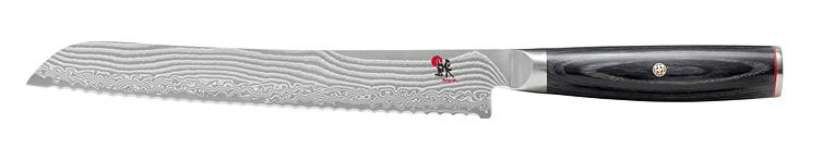 ZWILLING Miyabi Japonský nůž na chléb 24 cm 5000FCD